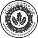 LEED certification badge