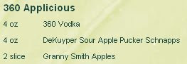 Appletini of death