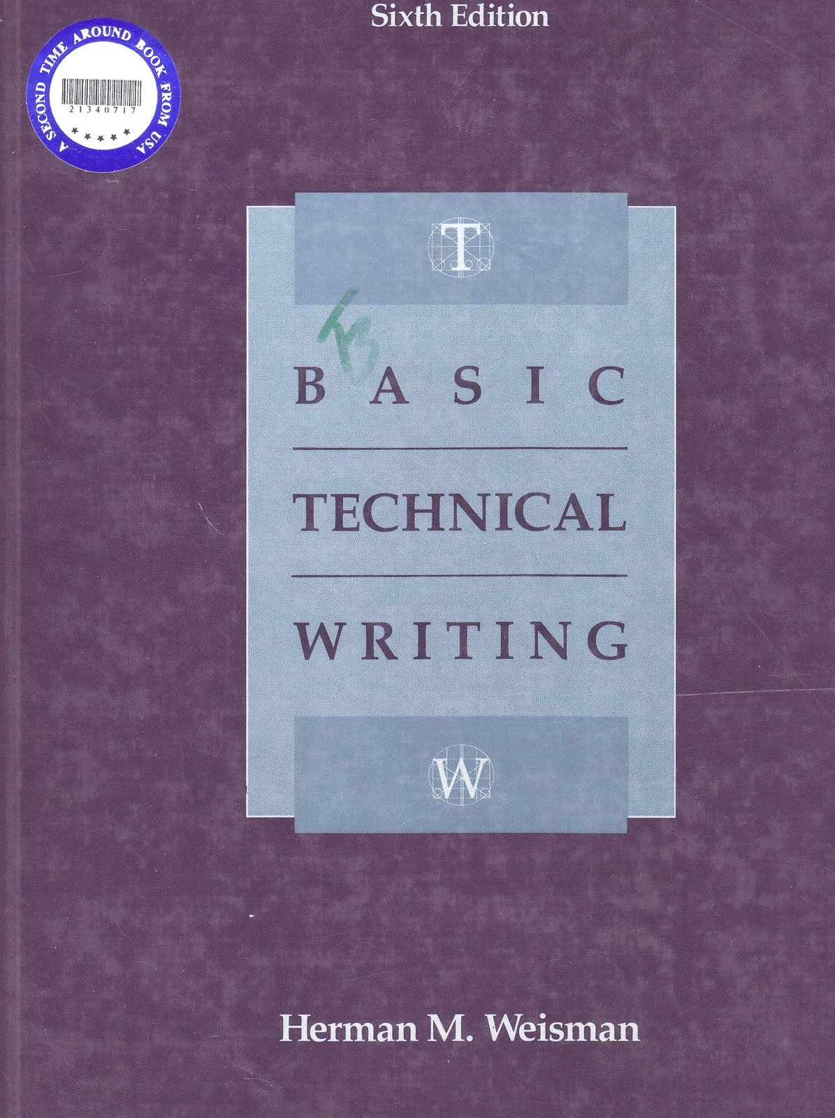 technical writing books 14 books based on 2 votes: the elements of style by william strunk jr, on writing well: the classic guide to writing nonfiction by william zinsser, the.