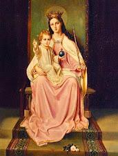 MARÍA,virgen hecha iglesia
