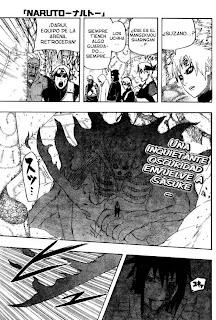 Naruto Manga 465