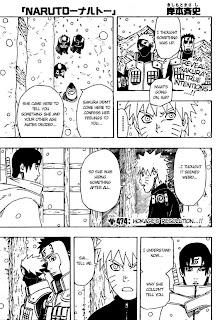 Naruto Manga 474