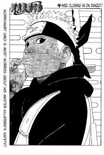 Naruto Manga 452 Español