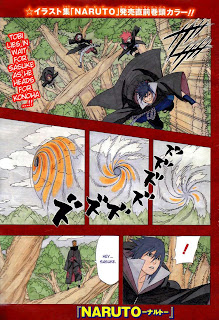 Naruto Manga 453 English