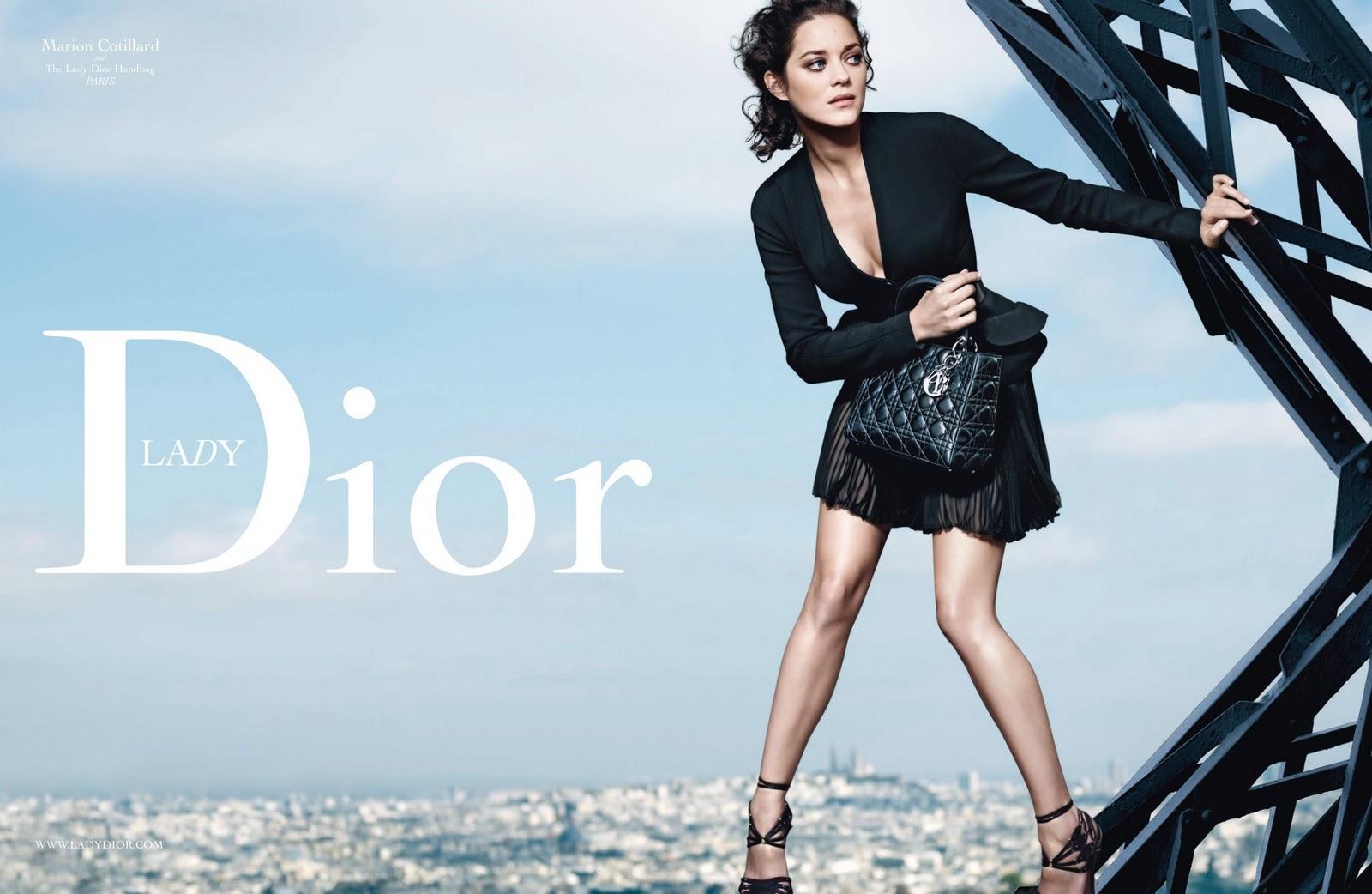 Obsession du jour  Lady Dior Handbag Saga cccac655d0