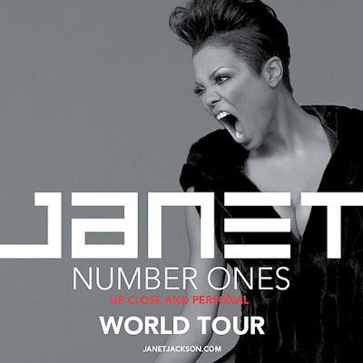 News // Janet Jackson remonte sur scène pour son Number Ones, Up Close & Personal Tour