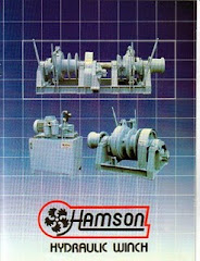 HAMSON WINCH DREDGE manufacturer  WINCH cutter dredge  MANUFACTURER