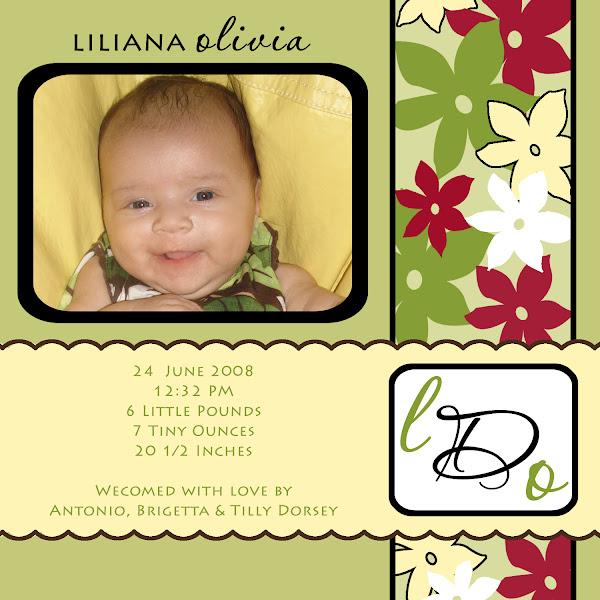 Liliana Olivia