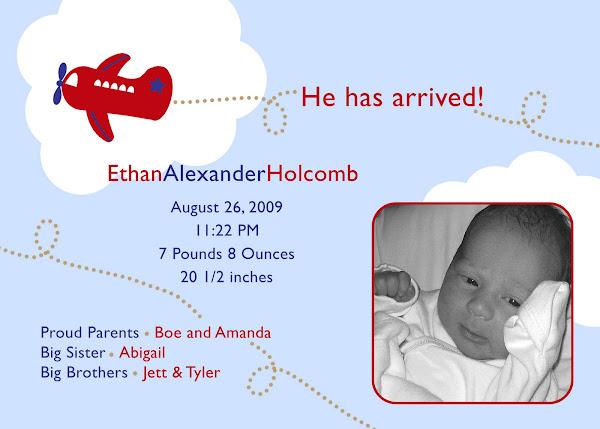Ethan Alex