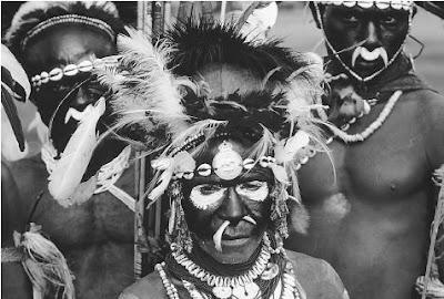 Paskibra, paskibraka, Pakaian Adat Papua