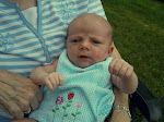 My new little granddaughter, Addison