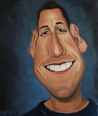 PictoVista: Most Impressive Celebrity Caricatures I've Ever Seen