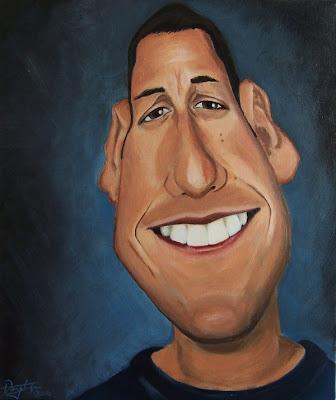 PictoVista: Most Impressive Celebrity Caricatures I've Ever Seen