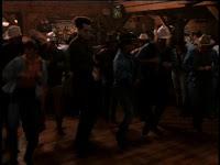 line dancing soviet vampire