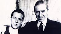 Brooks with Lugosi