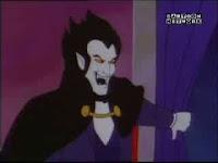 Sylvester the vampire
