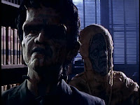 Frankenstein's Monster and the Mummy