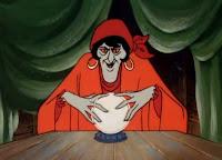 Carlotta the gypsy