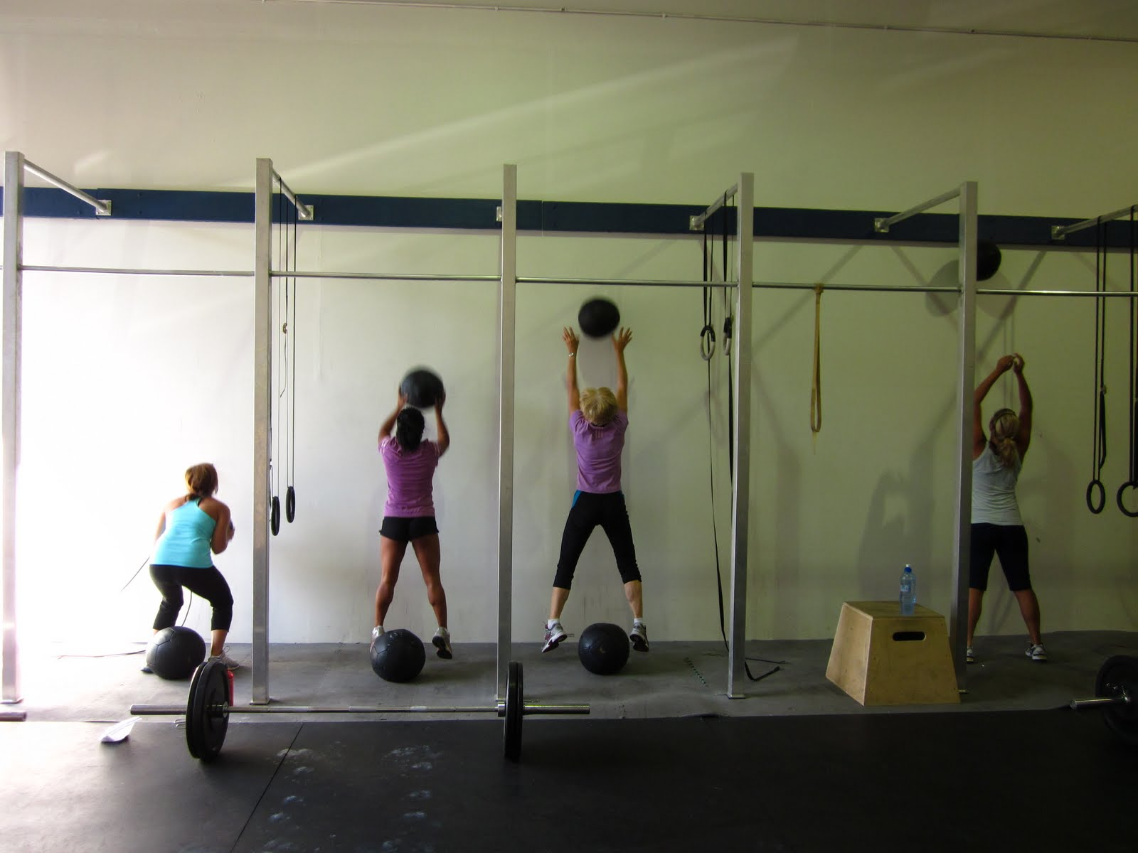 The best CrossFit workouts for beginners  Mens Fitness