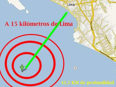 Temblor on Temblores En Lima 2   Globalizado