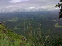 The conquered Peak