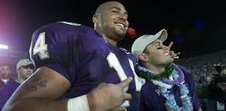 Jerramy Stevens was symbolic of Washington's 2000-2001 Rose Bowl team, good players...bad guys