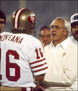 Bill Walsh 1931 - 2007