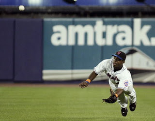 great catch by Lastings Milledge