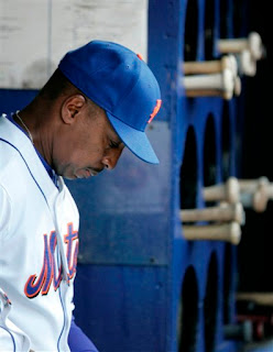 The Mets aren't playing like they're trying to save Willie Randolph's job