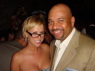 Wilbon and Carly Parker