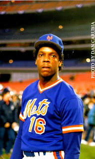 Dwight Gooden will seem like a dinosaur from a previous century to Chase
