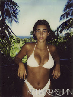 Kim Kardashian had huge boobies even when she was 14