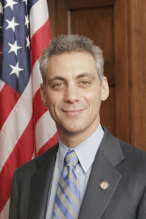 Rahm Emanuel, exactly the type of Jew we need in Obama's Administration