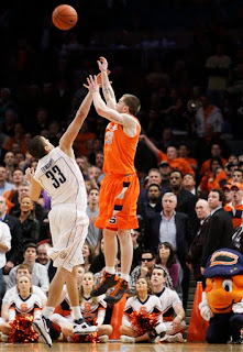 Devendorf's game winner that didn't count