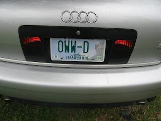 OWW-D = Audi