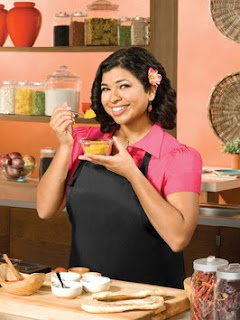 Aarti is dominating The Next Food Network Star