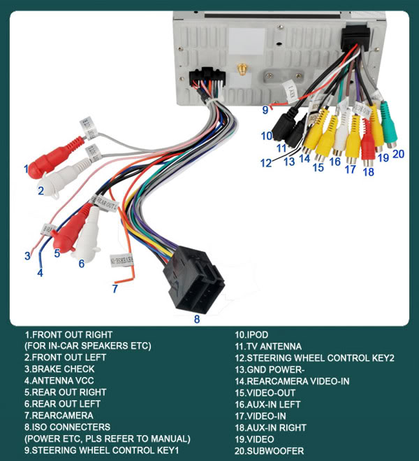 SZC1836 D9 land rover stereo wiring diagram land free image about wiring ouku double din wiring harness at n-0.co