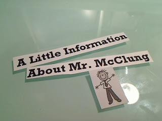 Mr. McClung