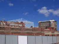 Scottish and Newcastle Breweries demolition