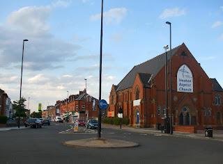 Heaton Road