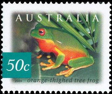 Stamps Value Australia