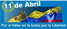 """Premio """"11 DE ABRIL"""". Concedido por Alexis Marrero"""