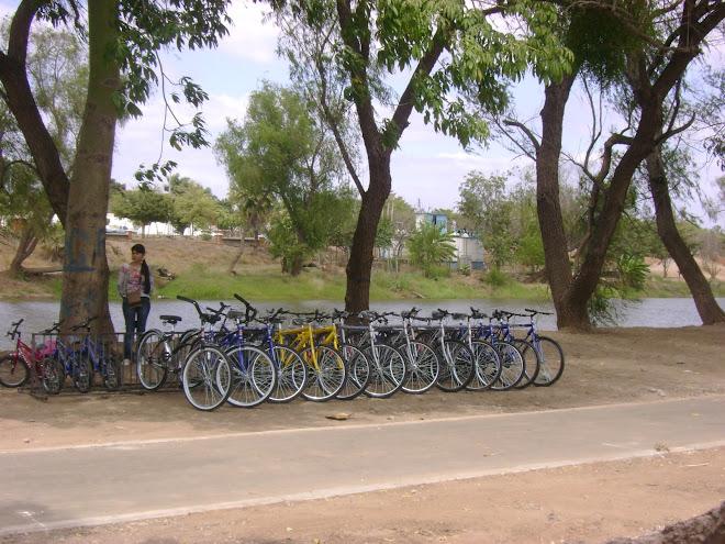 Parque Ecológico La Ribera. Cd.Culiacán Rosales