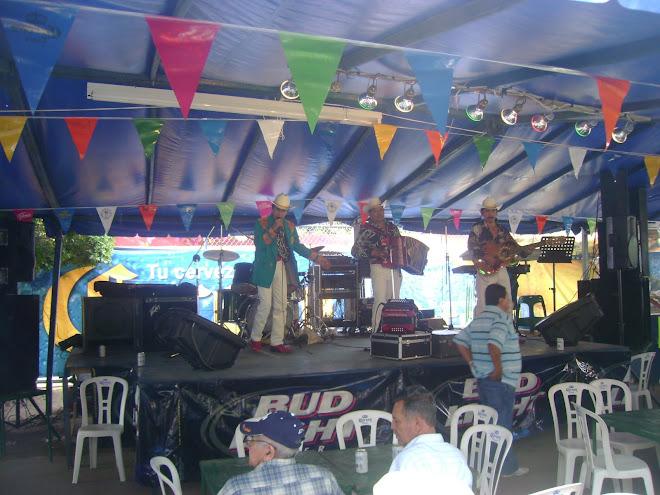 Fiesta de la Candelaria en Quilá