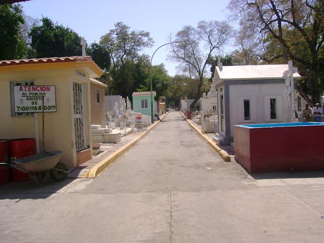 Panteón Civil de Culiacán