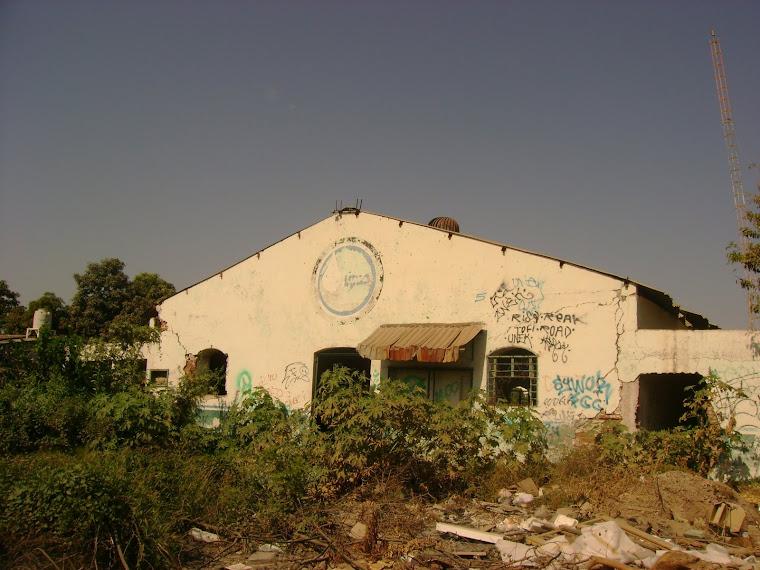 Antigua Instalaciones de la Junta de Agua Potable de Culicacàn