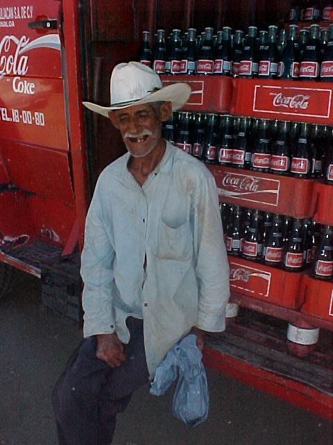 Anciano de Sanalona, Culiacán.