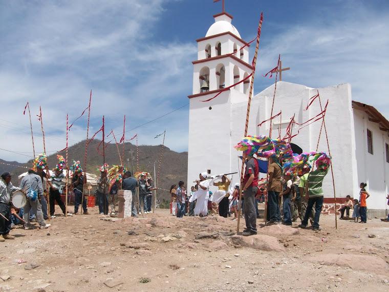Inicio de la procesión