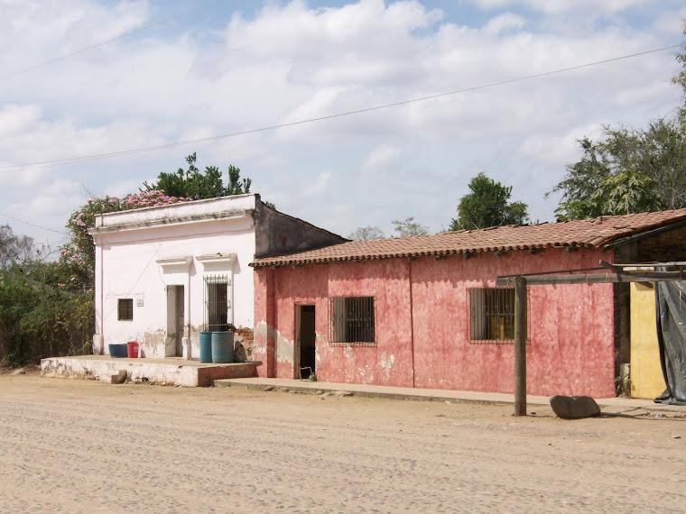 Calle principal de Imala