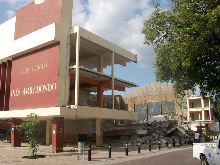 Desaparición de un icono de Culiacan Rosales